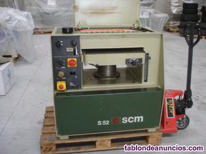 Maquinaria p carpinteria scm minimax  Posot Class