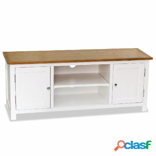 Mueble para tv y equipo hifi en madera tenerife la