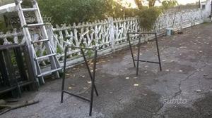 Cavalletti in ferro per lastre marmo  Posot Class
