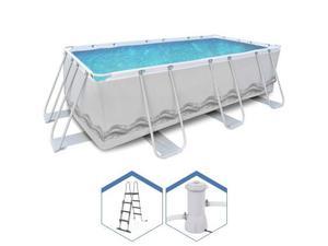 Vendo piscina fuoriterra completa  Posot Class
