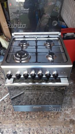 Cucina glem gas a 4 fuochi con forno elettrico  Posot Class