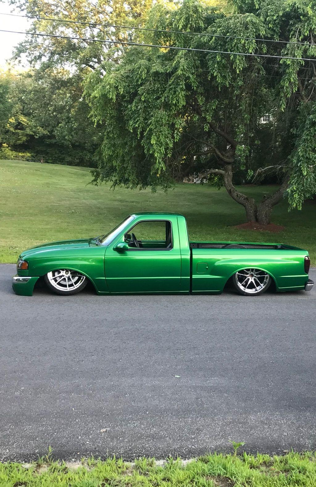 Bagged Trucks For Sale On Craigslist : bagged, trucks, craigslist, Bagged, Bodied, Mazda, B2500, Claz.org
