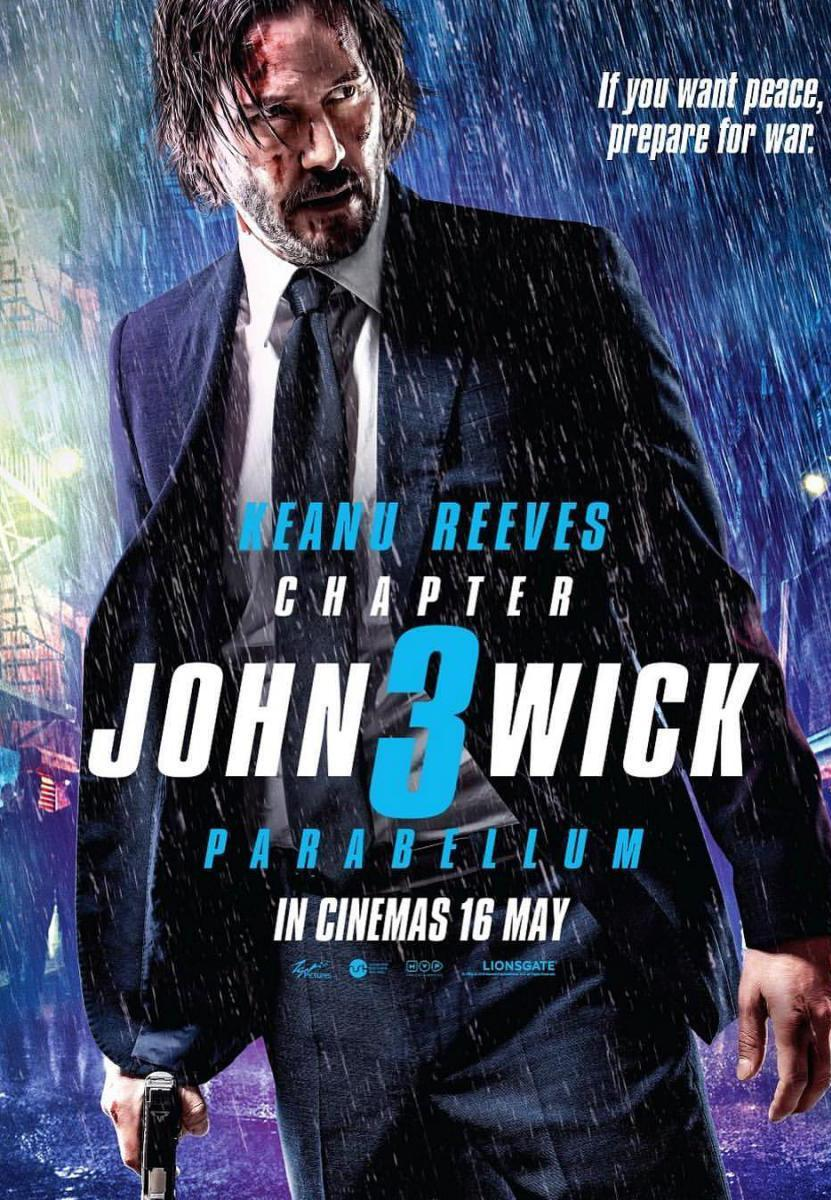 John Wick: 3 [2019] [4k] [Dual Latino] [MEGA] Subida Propia