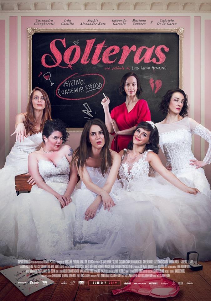 Solteras [2019][Latino][1080p][MEGA]