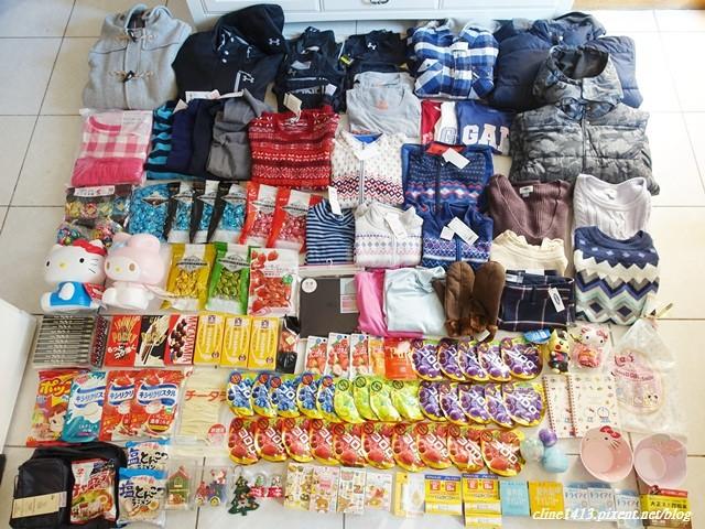 ▌日本大阪購物▌行李箱炸開也要買♥大阪戰利品♥