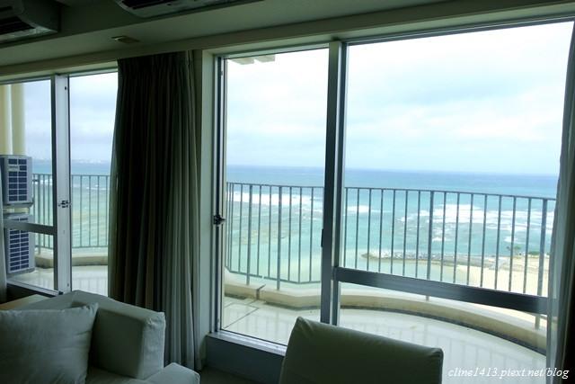 ▌沖繩海景飯店▌美國村旁♥ The Beach Tower Hotel沖繩海灘塔飯店(美濱之城)♥無敵海景、日落沙灘旁、AEON購物中心、沖繩親子飯店