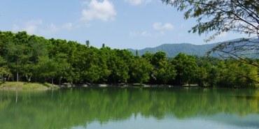 【花蓮秘境】有如仙境般的夢幻湖 ♥雲山水自然生態農莊♥明信片般的美景就在這