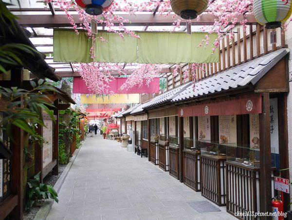 ▌新北觀光工廠▌好有京都風的土城♥手信坊創意和菓子文化館♥適合親子同遊好地方