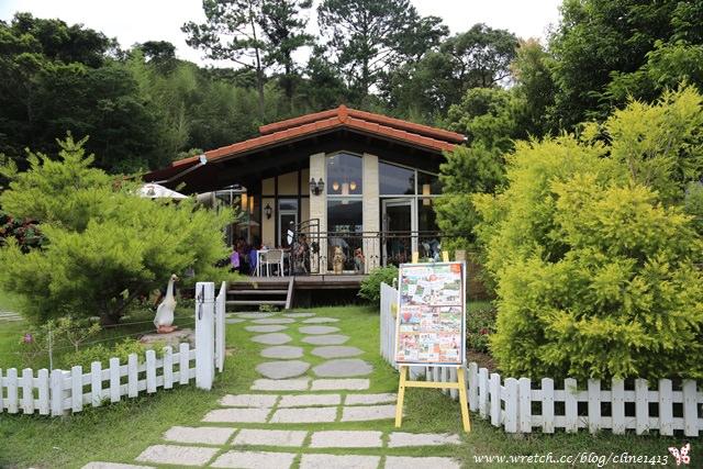 ▌苗栗景觀餐廳▌苗栗三義♥青松自在♥超可愛童話玻璃屋