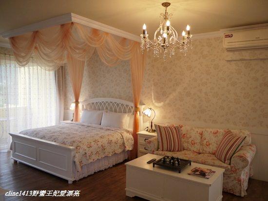 ▌花蓮民宿▌又是一間公主的夢幻民宿 ♥ 花蓮˙花見幸福˙蜜月套房  ♥
