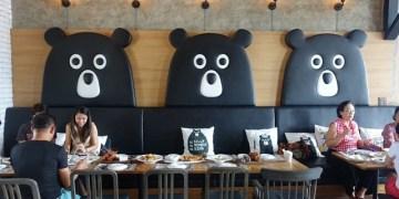 ▌泰國曼谷▌可愛又有設計感♥Villa De Bear ♥ 曼谷泰迪熊主題餐廳