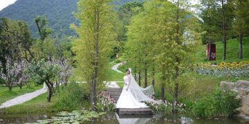 【北部景點】超有FU! 隨便拍都美! 浪漫指數破表的婚紗景點♥ 真愛桃花源♥