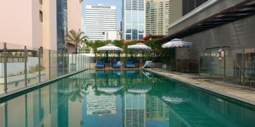 ▌曼谷住宿推薦▌2015新飯店♥Well Hotel Bangkok曼谷好飯店♥近Asok/ Sukhumvit20的四星精品飯店