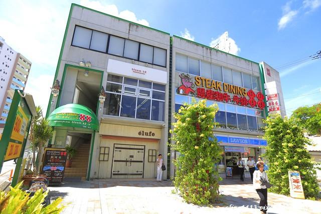 ▌沖繩國際通美食▌♥Steak Dining 88 松尾店 ♥ 輕鬆時尚品嚐沖繩頂級牛排是