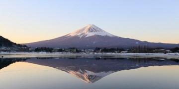 ▌東京自由行▌day3 富士山河口湖遇見傳說中的「逆富士」美景(by陽光男孩)