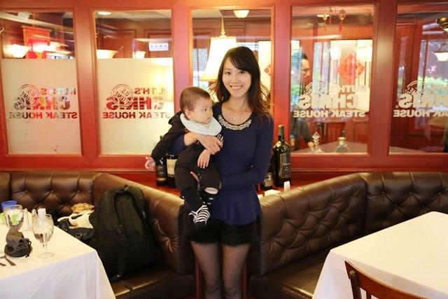 ▌台北美食▌期待已久的生日大餐♥Ruth's Chris 茹絲葵牛排&夢幻禮物CANON 6D♥