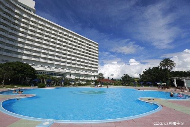 ▌沖繩住宿推薦▌高CP值沖繩海景飯店♥殘波岬皇家酒店 (Okinawa Zanpamisaki Royal Hotel)♥每個房間都有海景