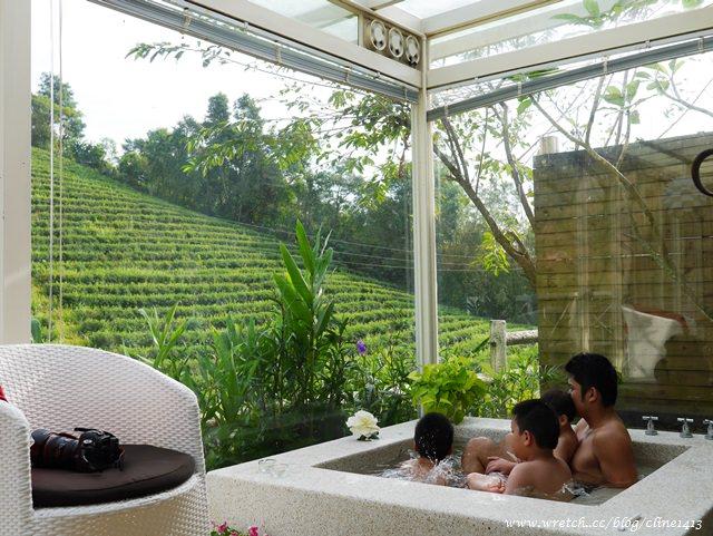 ▌宜蘭民宿▌令人難忘的茶園風光♥櫻悅景觀度假別墅♥偶像劇拍攝場景就在這!