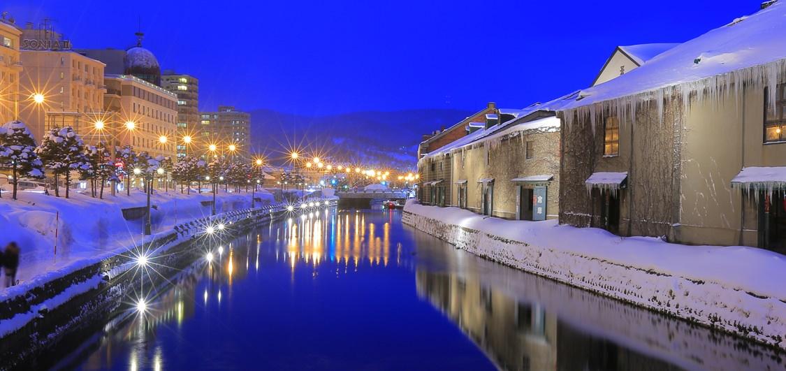 小樽運河散策
