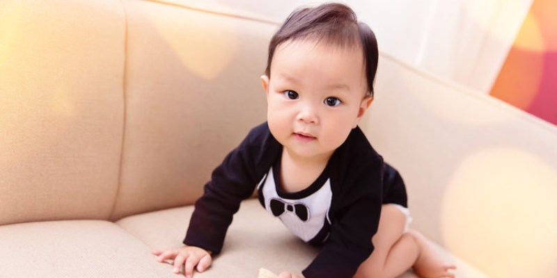 ▌寶寶寫真▌小肉包九個月寶寶寫真x親子寫真【檸檬巷館Lemon Studio】