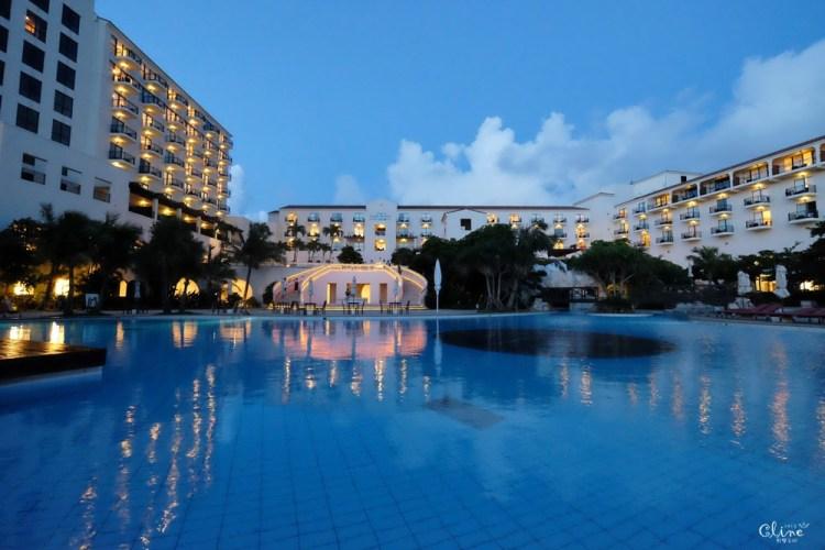 ▌沖繩住宿推薦▌沖繩無敵海景飯店【Alivila日航渡假飯店】有私人沙灘、海景泳池、每個房間都是海景房