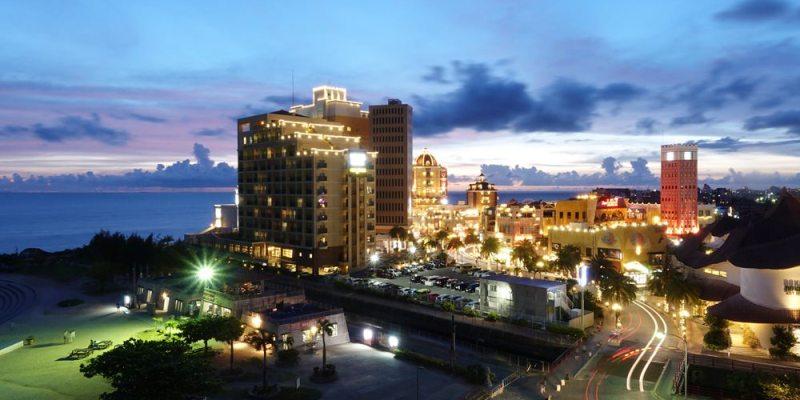 ▌沖繩飯店推薦▌美國村旁♥Vessel Hotel Campana坎帕納船舶飯店 ♥無敵海景、走出去就是日落沙灘、購物很方便、沖繩親子飯店