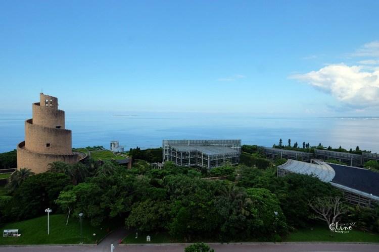 【沖繩住宿推薦】美麗海水族館2分鐘【Wisteria Condominium Resort紫藤公寓】每個房間都有海景、小廚房&洗衣機