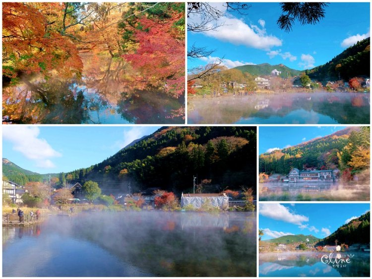 ▌2018東京博多自駕自由行▌從由布院、黑川溫泉玩到富士山河口湖、箱根。  賞楓自駕自由行!