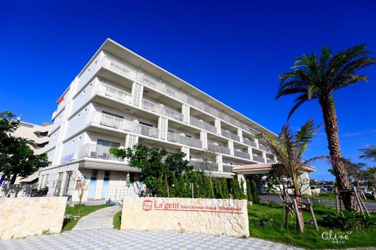 ▌ 沖繩美國村飯店推薦▌La'gent Hotel Okinawa chatan美國村親子旅店/青年旅店