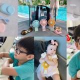 ▌夏季清涼好物團 ▌瑞士SHADEZ藍光眼鏡/太陽眼鏡+艾美特小風扇(有新款)+ikiiki 360°陀螺循環立扇