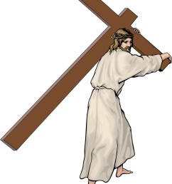 stations of the cross clipart [ 2550 x 3112 Pixel ]