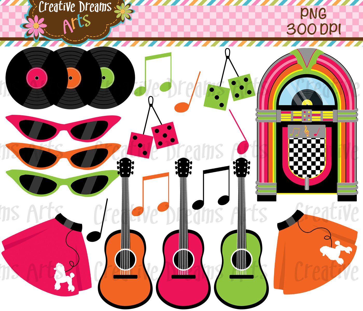 hight resolution of 40 off the 50u0026 39 s dig 50s clipart