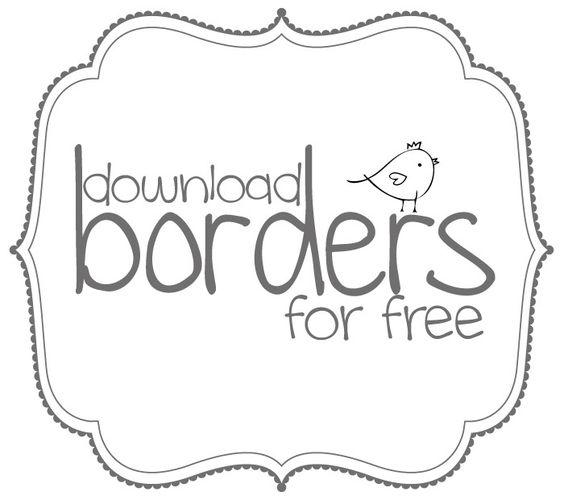 Clip Art Borders Free Download & Look At Clip Art Images