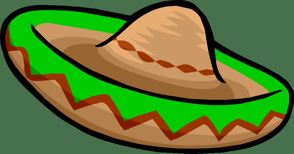 medium resolution of animated sombrero clip art sombrero clipart