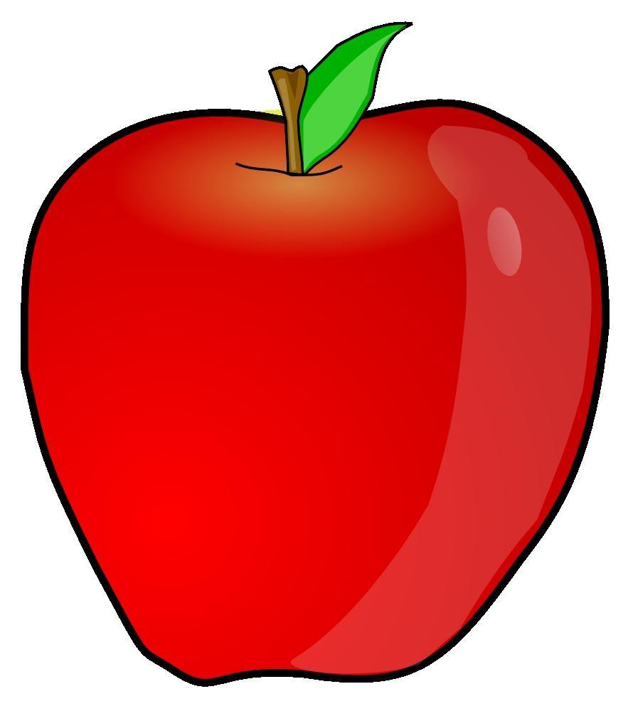 medium resolution of apple clipart