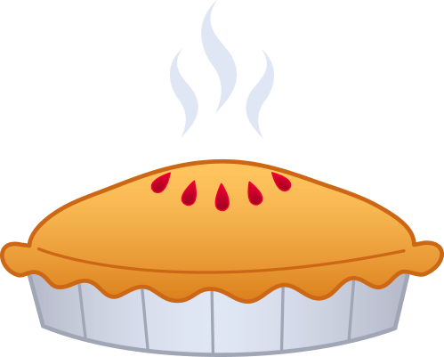 small resolution of apple pie clipart