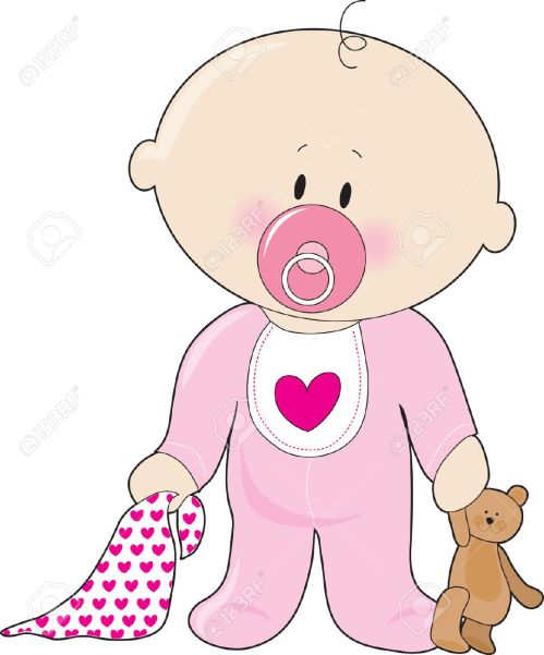 small resolution of baby girl clipart baby clipart girl