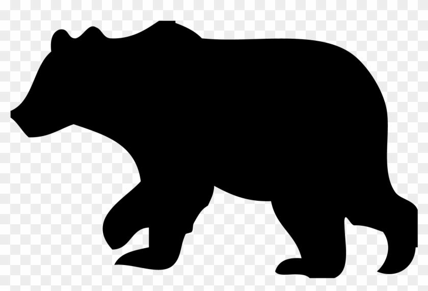 bear clipart look at