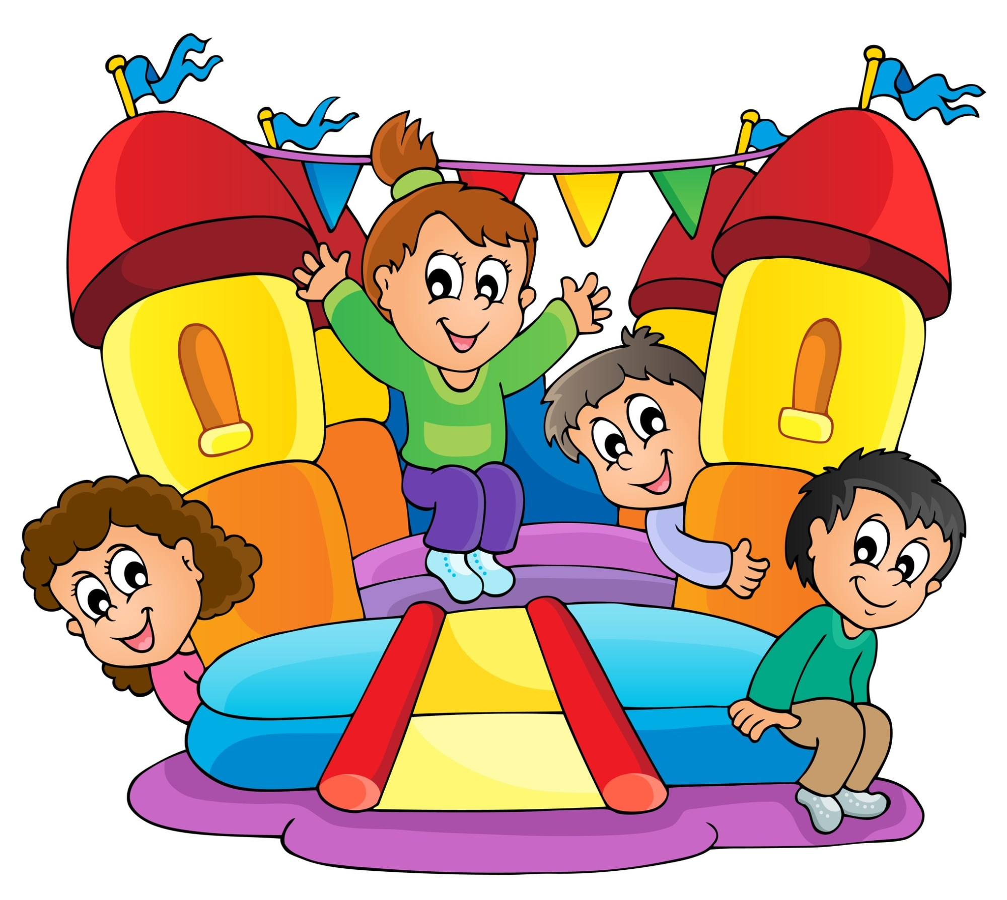 hight resolution of bounce house clip art bounce house clip art