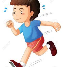 boy running clipart [ 976 x 1300 Pixel ]
