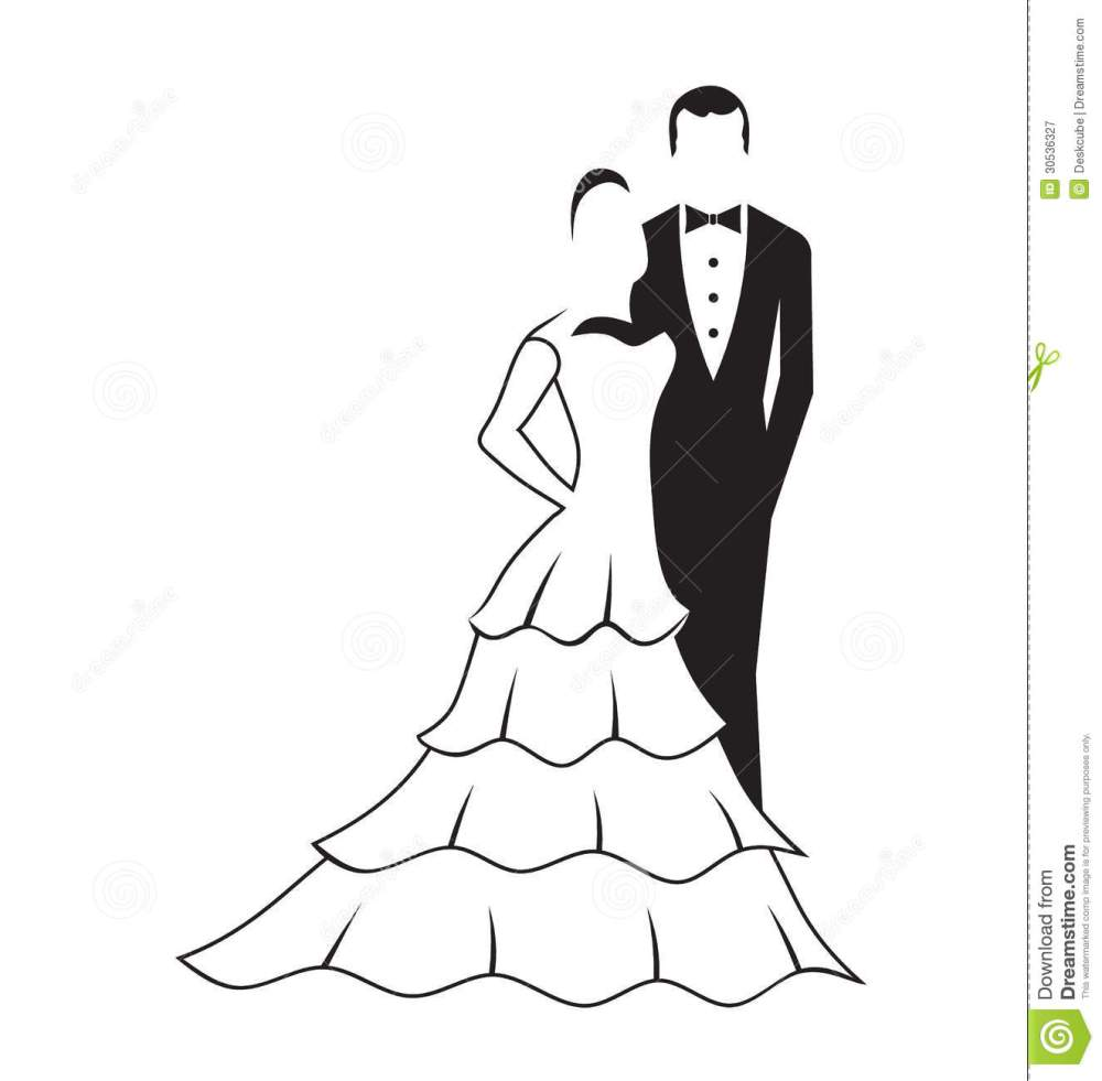medium resolution of bride and groom logo bride and groom silhouette clip art