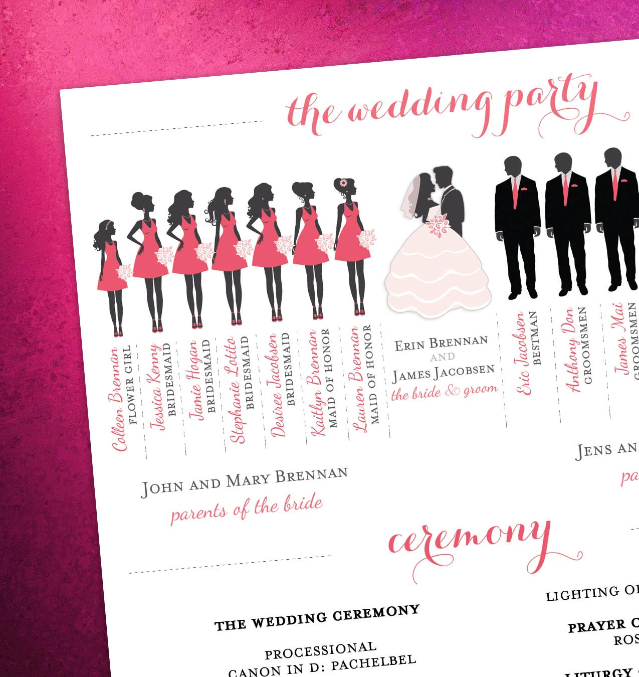 hight resolution of bridesmaid clipart silhouette wedding party clipart