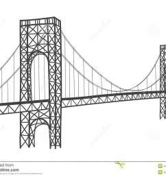 bridge clipart [ 1300 x 1009 Pixel ]