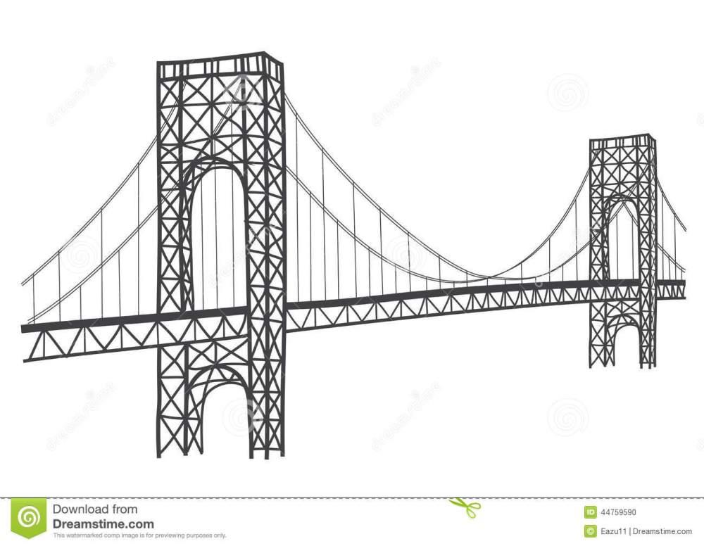 medium resolution of bridge clipart
