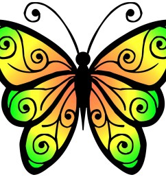 clipart butterfly 4 butterfly clipart [ 1920 x 1600 Pixel ]