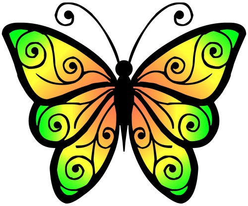small resolution of clipart butterfly 4 butterfly clipart
