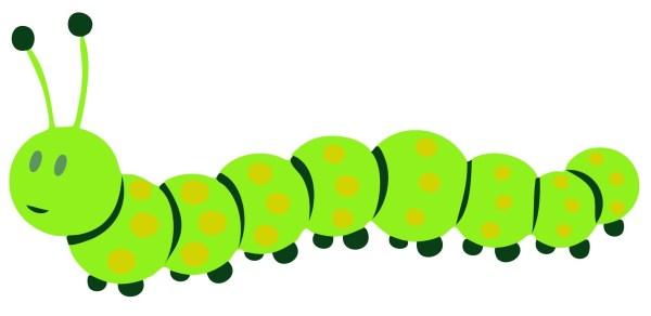 caterpillar clipart & clip