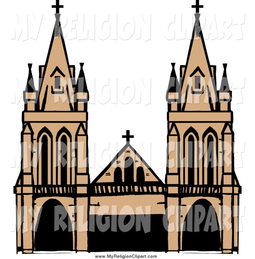 medium resolution of religion clip art of a cathed cathedral clipart