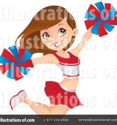 cheerleader clipart 1222438 cartoon cheerleader clipart [ 1024 x 1024 Pixel ]
