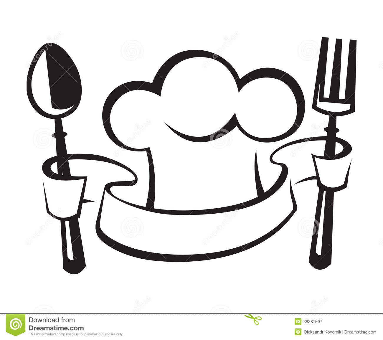 Spoon And Fork Clipart Amp Look At Clip Art Images